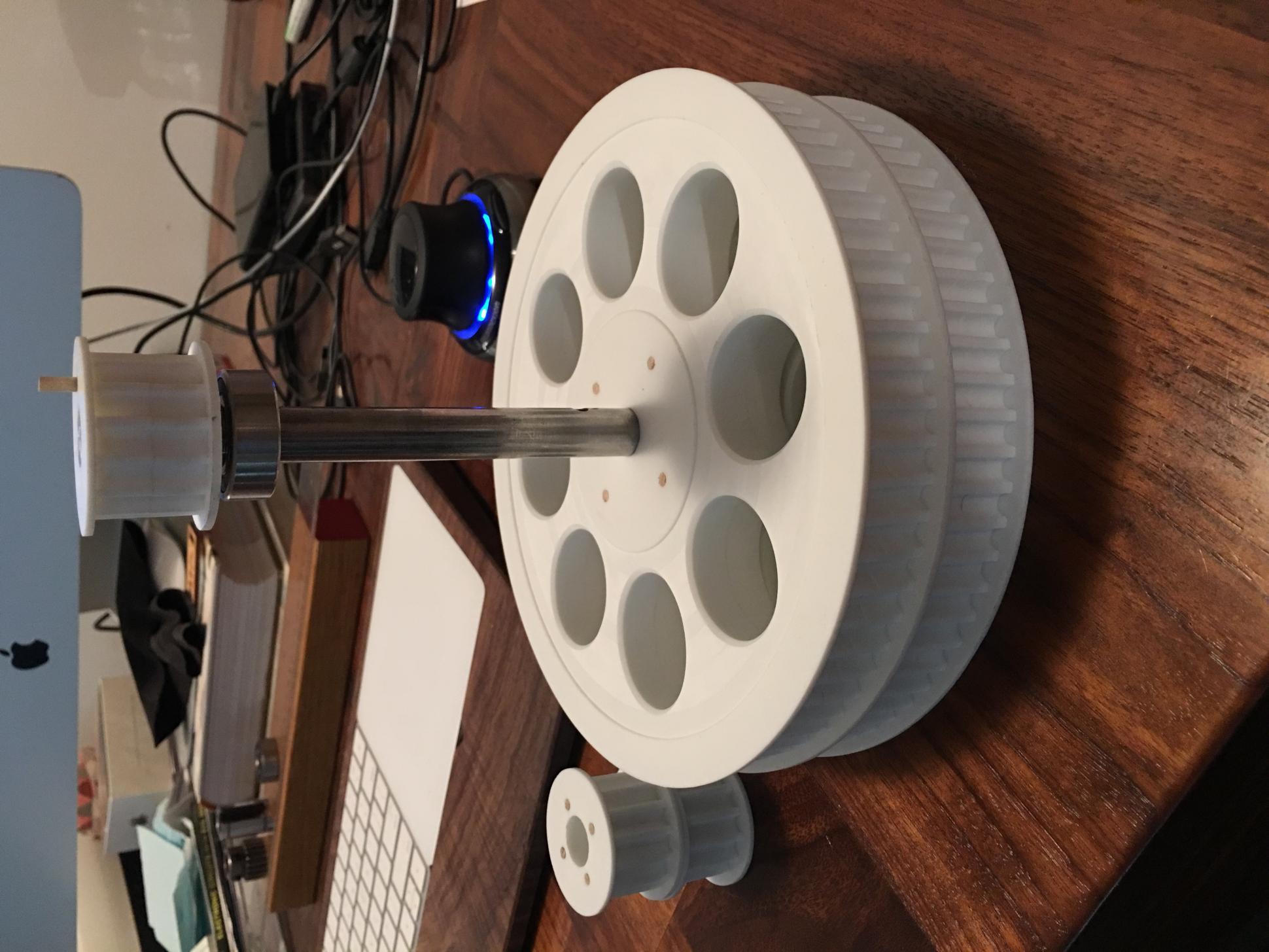 how to make a servo motor